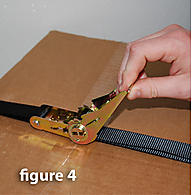 Ratchet Strap Cargo Straps using correctly 4